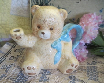 Teddy Bear Tea Pot Sweet    :) Great for Tea Party with Little Ones As Well