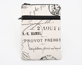 Kindle Fire Case, galaxy Tab Case, iPad Cover, Kindle Voyage Case, French iPad Cover, Galaxy Tab S Case- Paris stamps