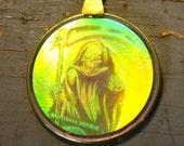 1 VTG 90s Grim Reaper Hologram