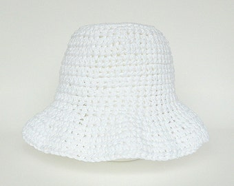 Adult Female  White  Hat  Girl Cotton Cap Boy Summer Beanie Male Teen Spring Clothing Ready To Ship