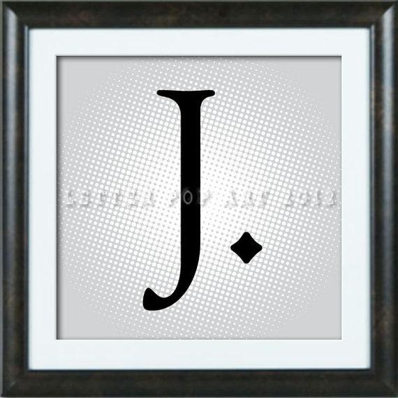 J Crew Factory Logo Alphabet Pop Ar...