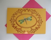 Dragonfly, Blank, All Occasion