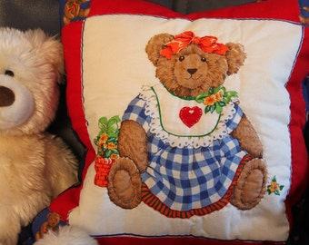 Cushion - Teddies Bear