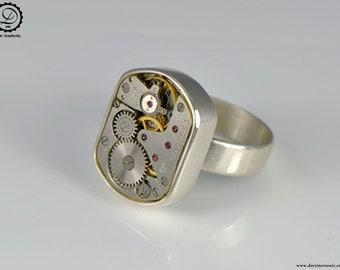 Beta Ring - Tempus Fugit Series   Machinarium Collection