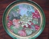 Dresden China Plate