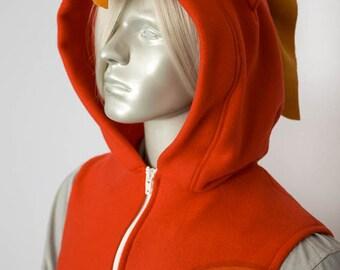 Big Macintosh Pony Vest, Costume, Hoodie, Vest, Jacket, Hand-made
