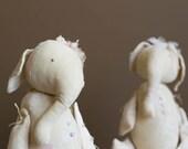 Babbie Elephant - Cotton Stuffed Soft Toy - Stuffed Toy Elephant - Stuffed Animals - Woodland Nursery