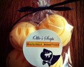 Grapefruit Mangosteen wax tart