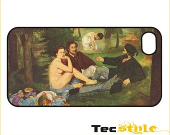 Manet - Luncheon on the Grass - iPhone / Android Case / Cover - iPhone 4 / 4s, 5 / 5s, 6 / 6 Plus, Samsung Galaxy s4, s5