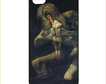 Goya - Saturn Devouring His Sons - iPhone / Android Phone Case / Cover - iPhone 4 / 4s, 5 / 5s, 6 / 6 Plus, Samsung Galaxy s4, s5