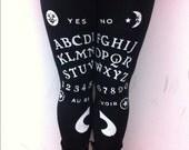 Ouija Board Occult Leggings