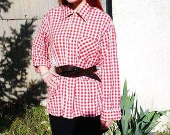 Boyfriend shirt vintage 70's