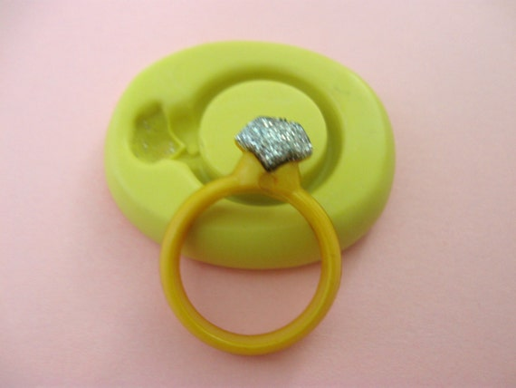Custom Made Mold For Engagement Ring