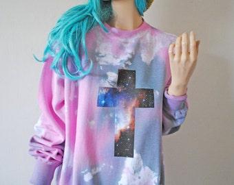 Nebula Cross Dye Jumper