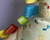 CUSTOM Handmade Dinosaur Plush Animal Toy, reserved for Jessica Sebastian ONLY