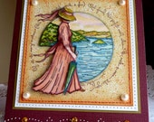 Mothers Day Handmade Card - Mother Saying - NEW