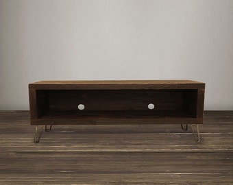 HUGE*****SALE******Reclaimed Wood  Media Console / TV Stand  -  36""