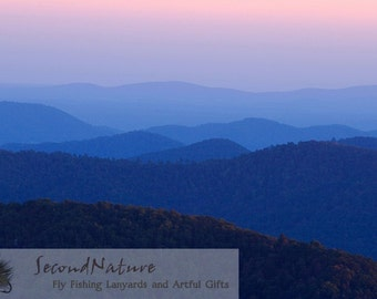 Blue Ridge Mountains - Photo Print