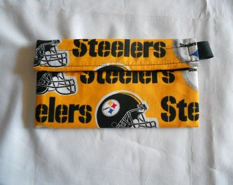 Steelers Reusable snack  bag