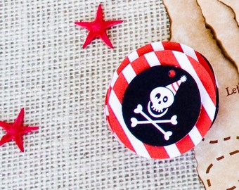 Pirate Party Tags- Printable