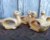 Cute Duck Napkin Rings (4)