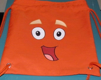 Go Diego Go Rescue Pack  Birthday Party Favor Bag