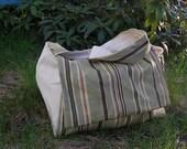 Large Green Diaper Bag