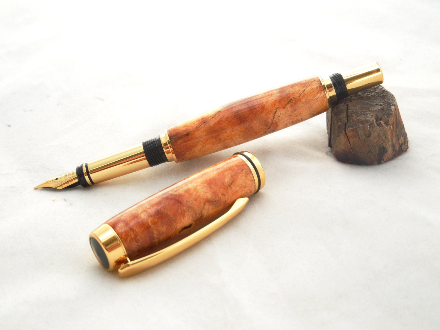 handmade wooden pens handmade wooden pen rollerball or pen your choice 8415