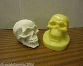 New Supercast small Skull reusable latex mould / mold.