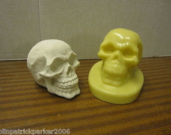 New Supercast small Skull reusable latex mould / mold.
