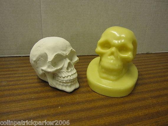 New Supercast Small Skull Reusable Latex Mould Mold