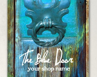 SHOP BANNER The Blue Door