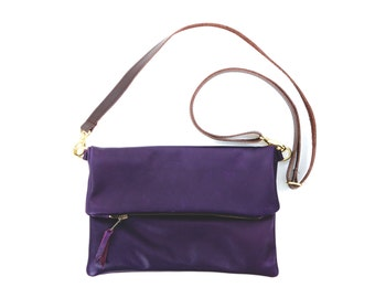 Leather Purse Bag