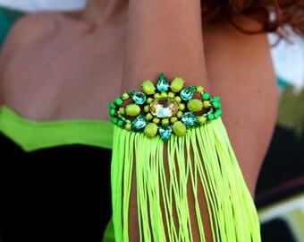 C O U R T N E Y Neon Jewelry