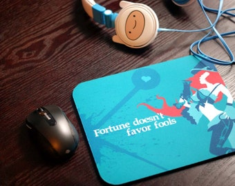 Miss Fortune Mousepad