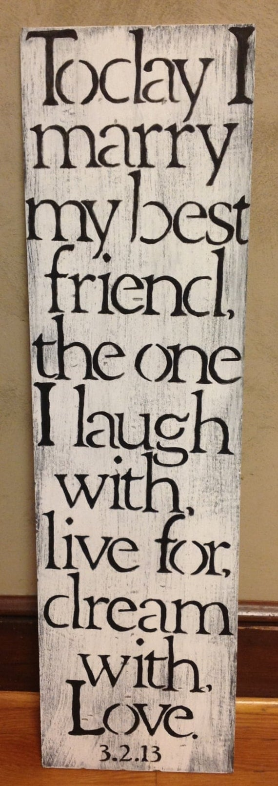 Friendship Quote Signs : Etsy your place to buy and sell all things handmade vintage supplies