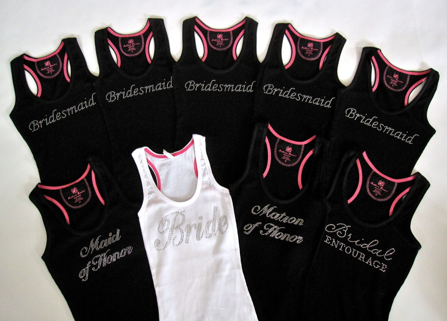 Bridesmaid hoodies