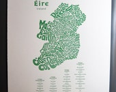 Discover Irish (70x50cm)