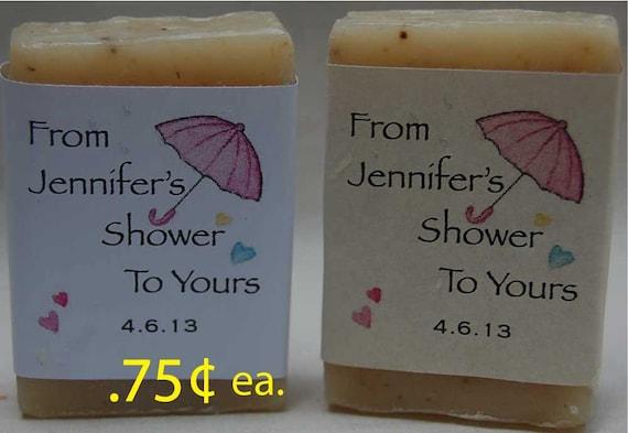 Bridal Shower Favors   Wedding Favors   Bridal Favor   Guest Soap Favors    Personalized Favors   1 Oz. Soap Favors.