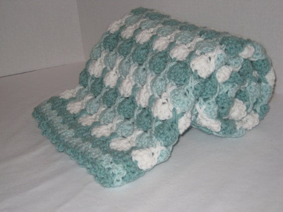 Hugs And Kisses Crochet Baby Blanket Pattern : Baby blanket/Lapghan soft warm cuddly crocheted hugs