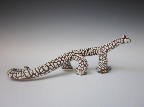 Ceramic Gecko Hand Made Lizard Sculpture, Gecko Sculpture, Ceramic Sculpture, Miniature Sculpture, Ceramic Lizard/Geco