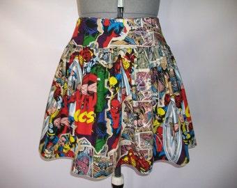 Superhero Comic Book Style  Comics