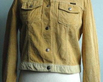 Wrangler Corduroy Vintage Jacket