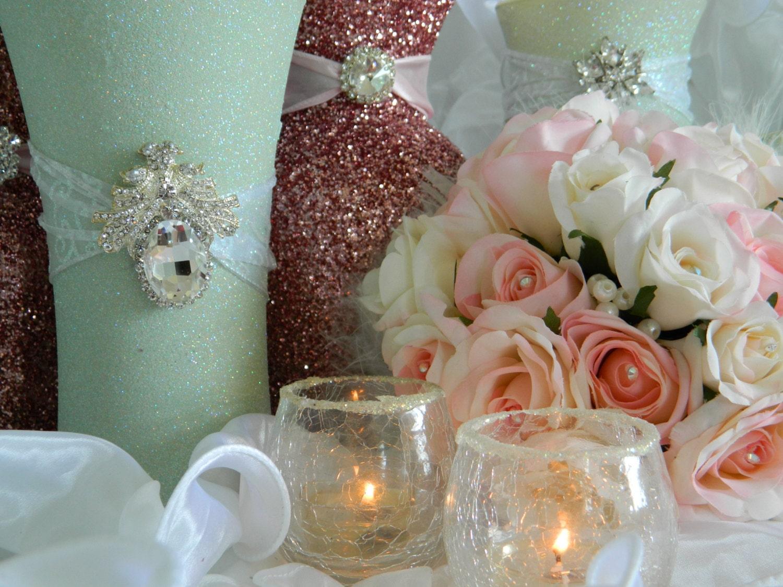 Weddings wedding centerpiece wedding decorations by kpgdesigns