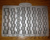 Antique Coin Counting Tray from the Nu Craft Products Co - Brooklyn, NY