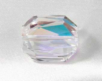 18mm Swarovski Graphic Crystal Bead Crystal AB