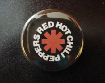 Red Hot Chilli Peppers pin