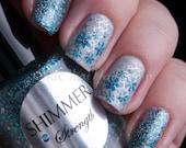 Shimmer Nail Polish - Strength (PCOS Charity)