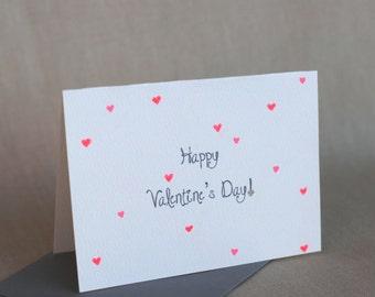 Valentine's Day Card- Happy Valentine's Day