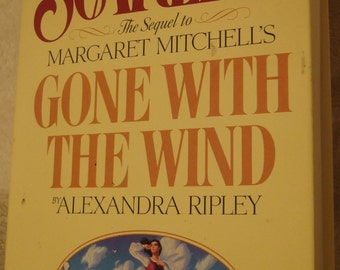 Scarlett - Gone with with Wind - Book